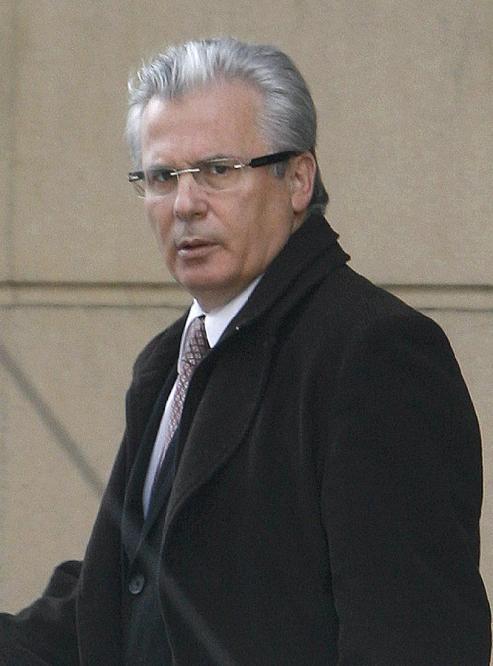 Judge Baltisar Garzón